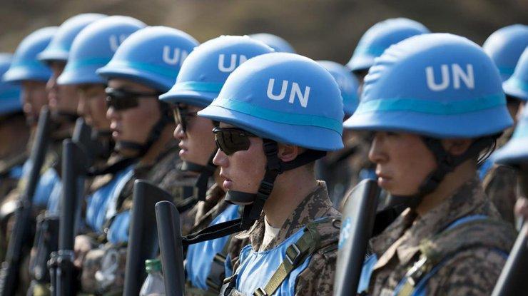 Миротворцы ООН на Донбассе: когда введут