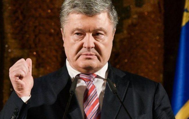 Порошенко считает, что Зеленский решил вернуть квласти людей Януковича